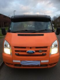 Ex Rac Transit recovery truck T330 with RDT