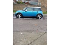 Mini Cooper s for quick sale or swap for a descent van