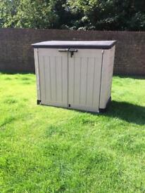 Outdoor Storage Unit