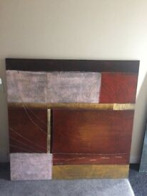 XL Canvas 113cmx113cm