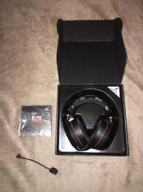 Turtle Beach Elite Pro headphones, In box, as good as new, only used a few times Quick sale