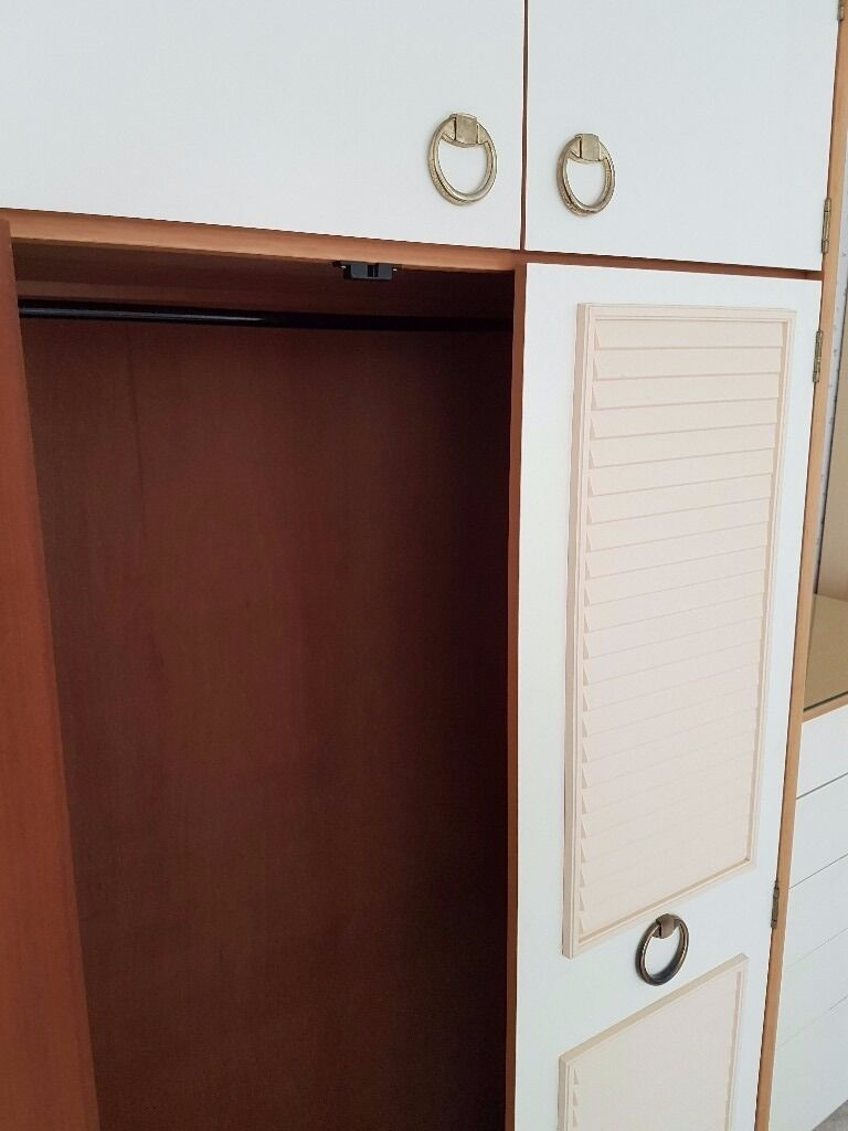 Schreiber Bedroom Furniture Reduced Retro 1960s Schreiber Bedroom Furniture 2 Door Wardrobe