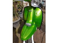 Lambretta gp northern soul 125cc