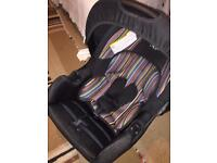 As new car seat