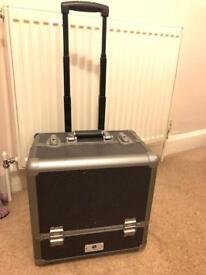 Professional, makeup/beauty/hair storage trolley