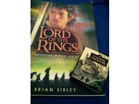 The Lord of the Rings Official Movies Guide & Tolkien Treasury £2