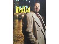 Meat loaf 2004 tour program