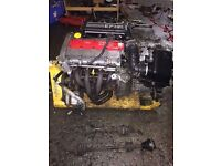 Ford Escort Rs 2000 1995 Complete Engine Gearbox Ecu Wiring Shafts Breaking