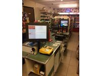 Business for sale currently set up for convenience store use