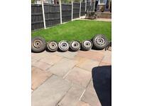 Vauxhall vivaro / traffic / primastar wheels