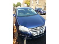 VW Jetta 1.4 LOW MILES OF 34K PETROL MANUAL mixed version of GOLF & PASSAT