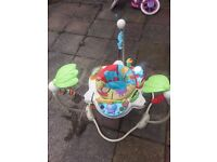 Fisher Price Jumperoo Rainforest - Nice and Clean from Smoke free Pet free house.