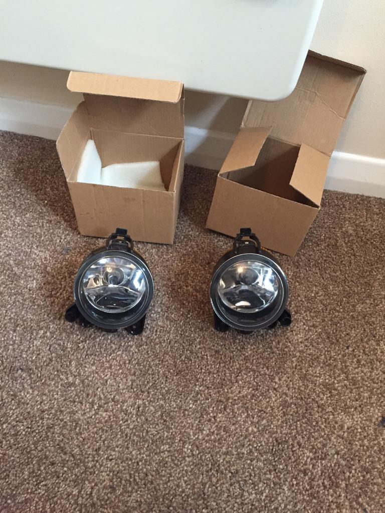 Golf mk5 spot lights