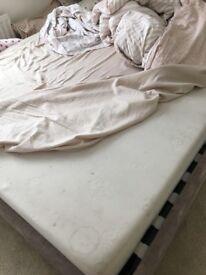 King size mattress - excellent condition