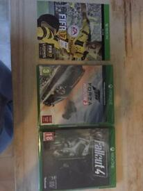 Xbox one ganes