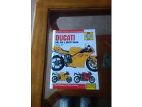 Haynes Ducati Service and Repair Manual