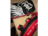 BOOM MMA kick pads