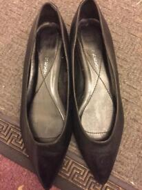 Size 4 Flats From NEXT