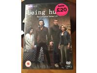 Being Human DVD - brand new