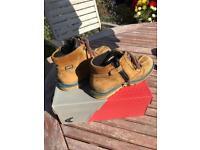Clarks Boys Gore-Tex boots