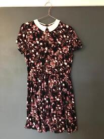 Size 10 • River Island • Pattern Dress