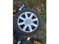 VW OR AUDI FITMENT WHEELS FOR 80 POUNDS