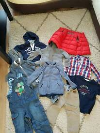 Boy bundle 18-24monts some 2-3 years