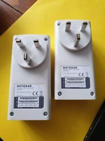 NETGEAR PLP1000 extend internet 2pack