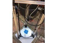 3D printer - Delta model