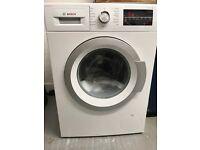 Washing machine: BOSCH Series 6