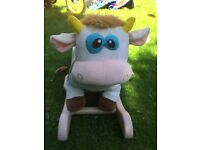 Little tikes cow rocker