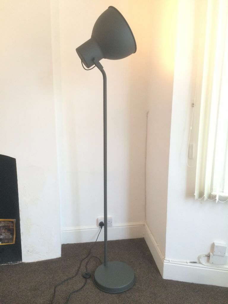Ikea HEKTAR Floor Lamp with Edison Bulb in Queens Park, London Gumtree