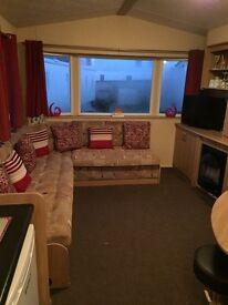 8 berth caravan to hire haven marton mere Blackpool 14th-17th April £300