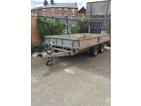 Ifor Williams 3.5 tonne 12ftx6.5ft trailer LM126G