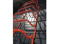 Agility Sports Mini Hurdles 30cm Orange - Set of 6