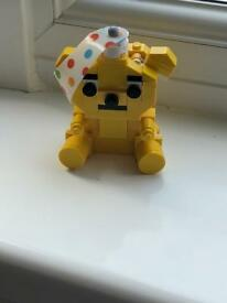 Limited edition Lego Pudsey 2011