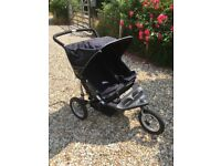 Out n About All Terrain Double Buggy