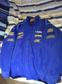 Subaru coat jacket