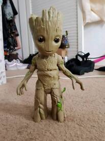 Dancing groot unboxed only used once