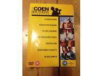Cohen brothers DVD box set