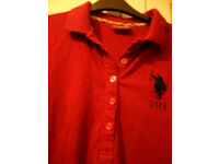 USPA long-sleeved shirt