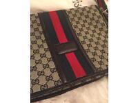 Beige Gucci bag