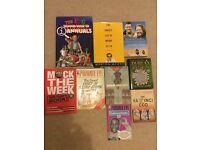 9 Books (humour)