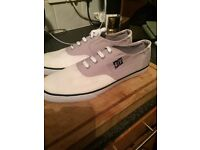 Mens DC low tops- size 10