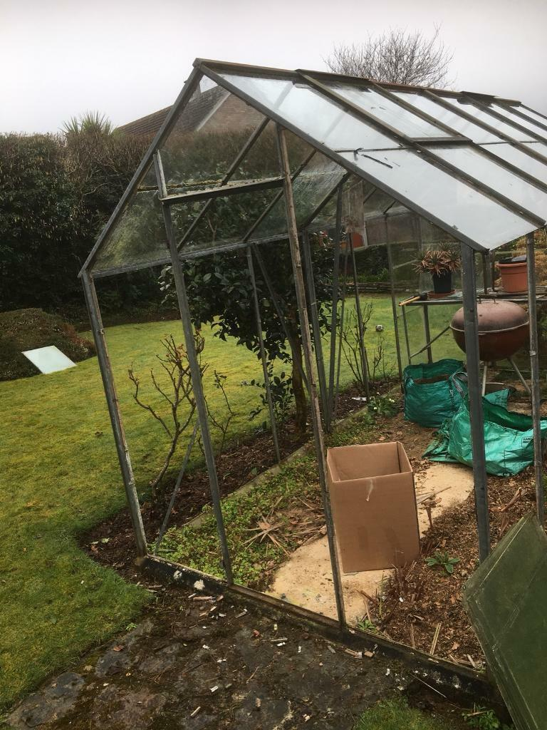 Green house and glass | in Plymouth, Devon | Gumtree