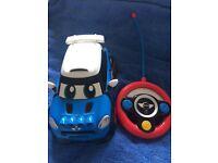 Mini Remote Control Car