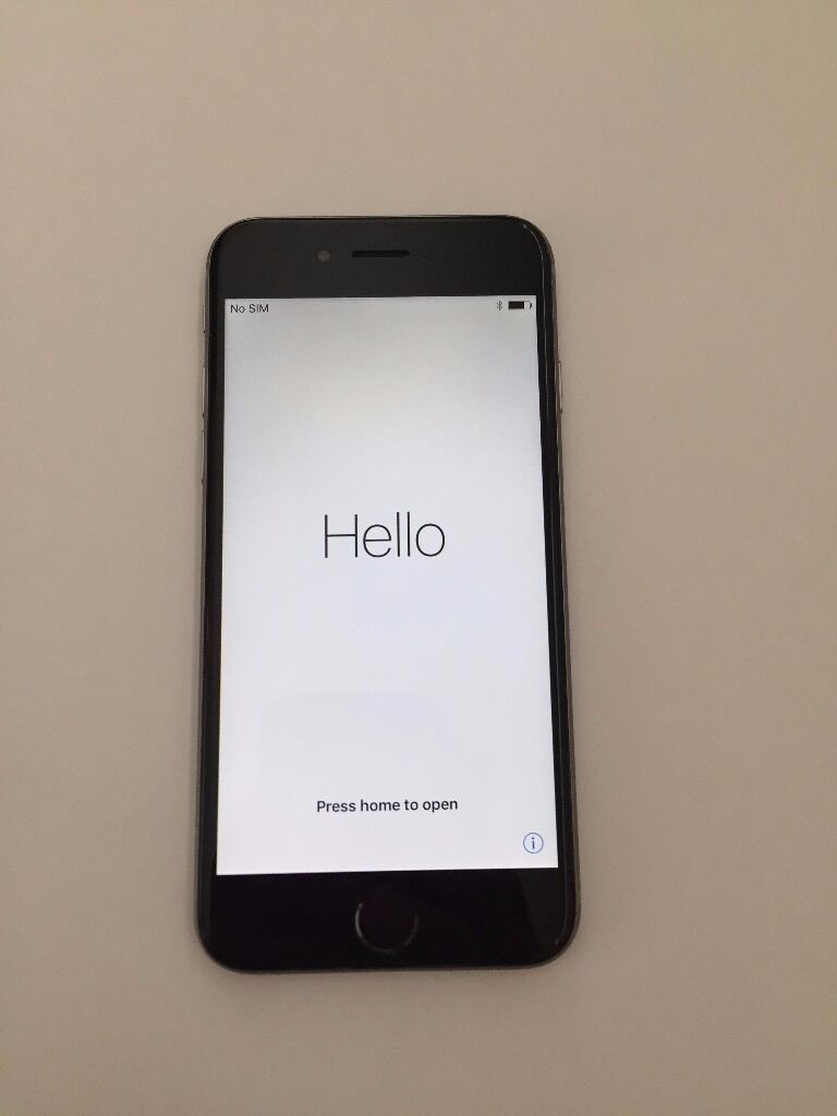 REFURBISHED iPhone 6 16gbin Nottingham, NottinghamshireGumtree - Hi there, Selling my refurbished iPhone 6 16gb, had it refurbished in April and havent used it since. Comes with box, charger and cable. Priced to sell at £185. Can post if delivery is payed for, otherwise collection from the outskirts of...