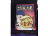 Death in the ring, murder mystery