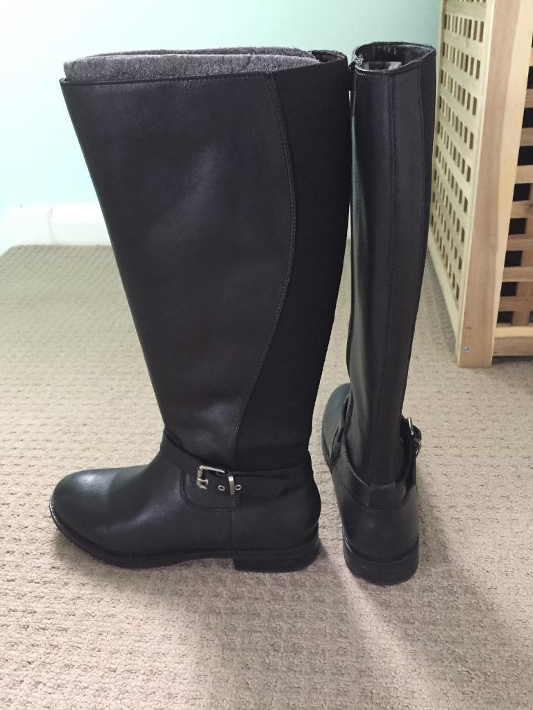 Ladies black boots size 6 | in Paignton, Devon | Gumtree