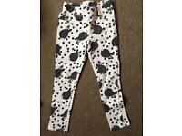 Girls 5-6 years H&M jeggins